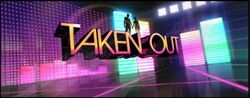 Taken Out Alt Logo