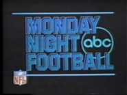 ABC Sports' ABC's NFL Monday Night Football Video Open From 1982