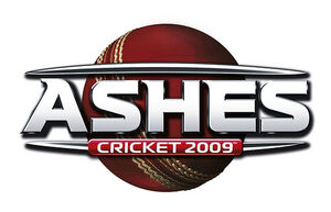 Ashes-cricket-2009-logo