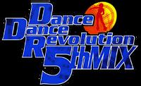 Ddr 5th mix logo