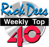 Rock Dees Weekly Top 40