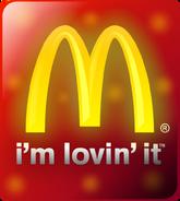McDonald's 2013 logo