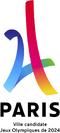 Paris 2024 big logo