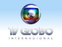 Logo globo internacional ID 2005-2008