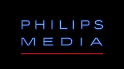 Philips Media CDI Logo - Dolby Surround