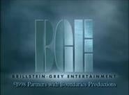 Brillstein-Grey Entertainment (1998, with copyright stamp)