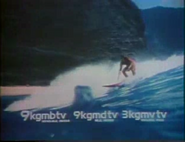 KGMB (Colorful 9) 1977