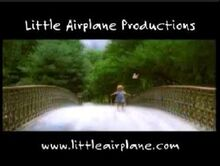 Little Airplane Logo