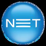 NET circle logo