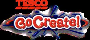 Tesco Go Create!