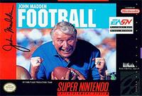 John Madden Football (1990) Coverart