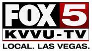 KVVU Fox 5 logo