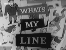 What's My Line UK