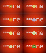 BBC One Salad sting (part-by-part)