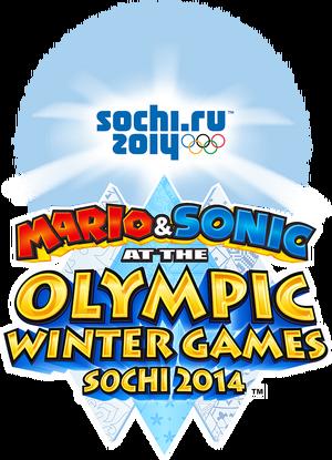 Final Logo EN - Mario & Sonic Wii U