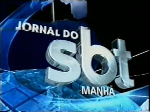 Jornal do SBT Manhã 2005