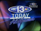 WVTM-TV NBC 13 News Today in Alabama from October 2006