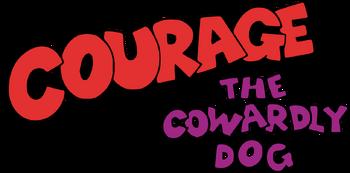 Courage the Cowardly Dog logo