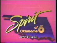 KOTV EYEWITNESS NEWS OPEN - 1985