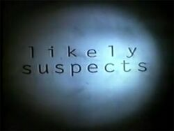Likely suspects