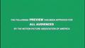 MPAA All Audiences Trailer ID (The Powerpuff Girls Movie, 2002)