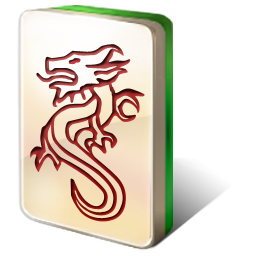 Mahjong Titans Vista Icon