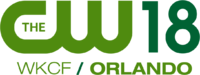 WKCF CW 18 Orlando