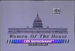 Women of the house alt