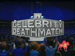 Celebrity Deathmatch alt logo
