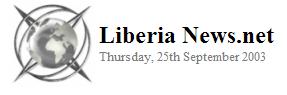 Liberia News.Net 2003
