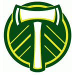 Portland Timbers (MLS) logo (unused secondary)