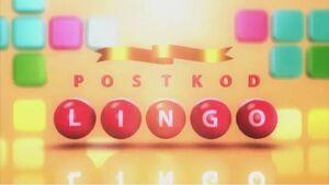Postkod Lingo 2013