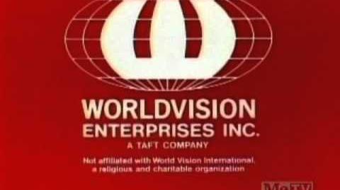 Worldvision Enterprises logo (1985)