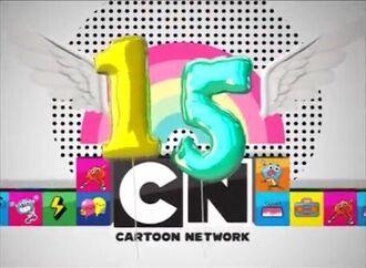 Cartoon Network Poland 15th Birthday