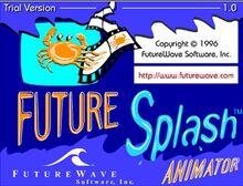Future Splash Animator (1996)