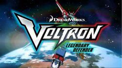 Voltron Legendary Defender
