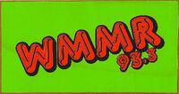 WMMR 93.3 logo