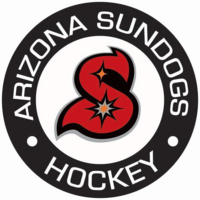 Arizona Sundogs logo