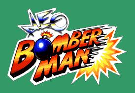 Neo Bomberman Logo