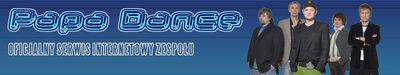 Papd Dance website 2001