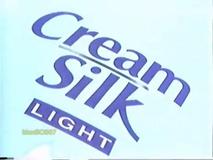 Cream Silk Logo 1990