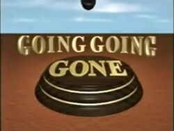 Going Going Gone UK
