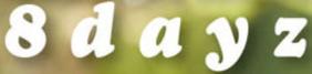 8dayz song logo