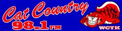 Cat Country 98.1 WCTK