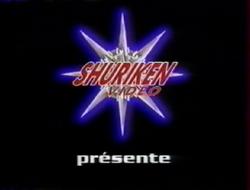 Shuriken Video Logo