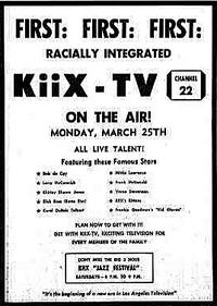 KIIX-TV 1963 Ad