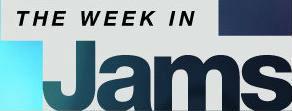 The Week in Jams Logo