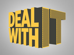 Deal with It logo