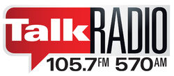 KNRS TalkRadio 105.7 FM 570 AM