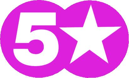 File:5 Star logo 2011.png